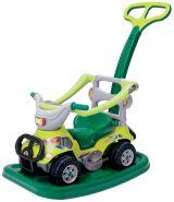 Vehicul bebe verde