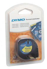 Banda L 12mmx4m plastic Dymo