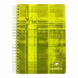 Caiet A4+ spirala 80 file Clairefontaine Studium