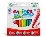 Carioca Jumbo Superwashable 24/set