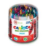 Creioane cerate Maxi Carioca 50/cut
