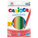 Creioane color Carioca 18/set