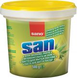 Detergent pentru vase pasta 500g Sano