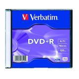 DVD +(-) inscriptibil Verbatim