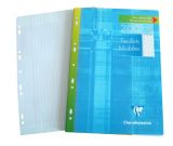 Foi albe simple multiperforate 90g/mp 100 f Clairefontaine