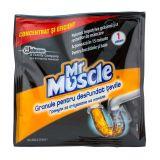 Granule pentru desfundat tevi 70g  Mr.Muscle