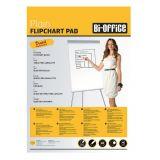 Rezerva flipchart 40f alba standard Bi-Silque
