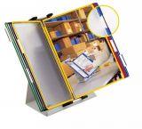 Suport metalic birou A4 10 folii asortate Tarifold