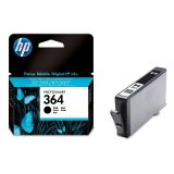 Reumplere cartus HP 364 CB317EE Black Photo