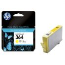 Reumplere cartus HP 364 364XL CB320EE CB325EE Yellow