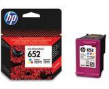 Cartus original HP 652 F6V24AE Color