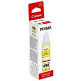 Cerneala refill Canon GI-490Y 70ml Yellow