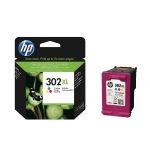 Cartus HP 302XL F6U67AE Color