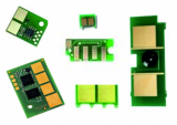 Chip cartus Lexmark CX317dn CX417de 71B20C0 Cyan 2.3K