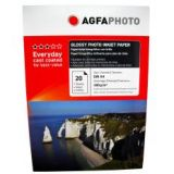 Hartie FOTO AGFA A4 Glossy 180g 20 coli