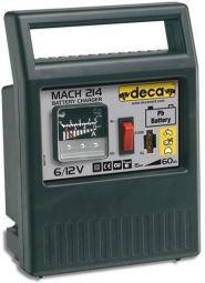 Incarcator DECA MACH214,  6/12VA