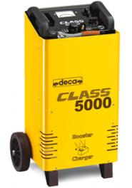 Incarcator si robot de pornire Deca CLASSBOOSTER5000, 12/24V