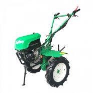 Motocultivator Verdina HSD1G-105 G (Motor RATO 270) + Set 2 Accesorii (Set Roti Metal + Plug Reversibil)