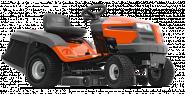 Tractor de tuns iarba Husqvarna TC 138 + CADOU