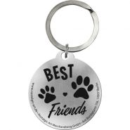 Breloc Best Friends Cat & Dog