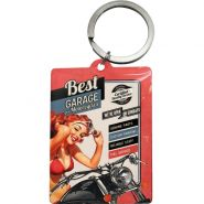 Breloc Best Garage-Red