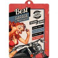Breloc Best Garage-Red