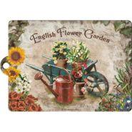 Breloc English Flower Garden