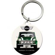Breloc Mini - Cooper Green