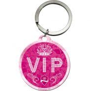 Breloc Vip Pink