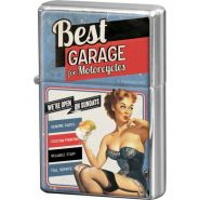 Bricheta metalica Best Garage - Blue2