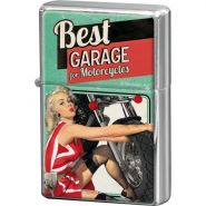 Bricheta metalica Best Garage - Green