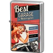 Bricheta metalica Best Garage - Red