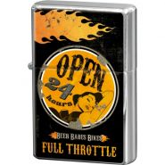Bricheta metalica Full Throttle Open 24h