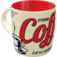 Cana  Strong Coffee Served Here