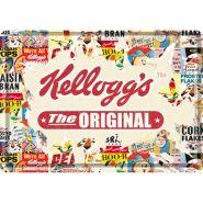 Carte postala metalica Kellogg's the Original
