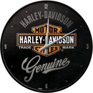 Ceas de perete Harley-Davidson Genuine