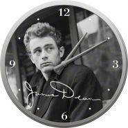 Ceas de perete James Dean