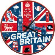 Ceas de perete United Kingdom
