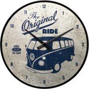 Ceas de perete VW Bulli - The original Ride
