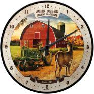 Ceas Perete John Deere Farming Traditions