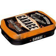 Cutie metalica de buzunar Harley-Davidson Garage