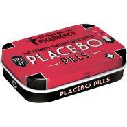 Cutie metalica de buzunar Placebo