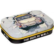 Cutie metalica de buzunar Trabi Zidul Berlinului