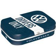Cutie metalica de buzunar VW Drivers Only