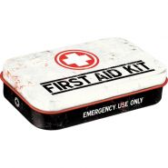 Cutie metalica de buzunar XL First Aid