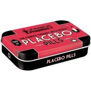 Cutie metalica de buzunar XL Placebo