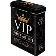 Cutie metalica de prim-ajutor - VIP