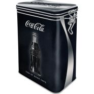 Cutie metalica etansa Coca-Cola - Sign Of Good Taste