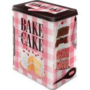 Cutie metalica L Bake a cake
