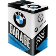 Cutie metalica L BMW-Garage